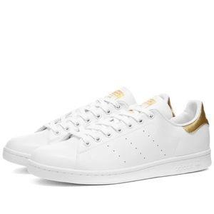 Adidas Gold Stan Smith size 5